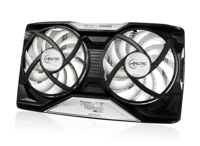 Arctic Accelero Twin Turbo II VGA cooler