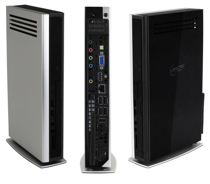 Artic MC001 multimedia PC