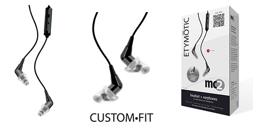 Etymotic MC2 Headset