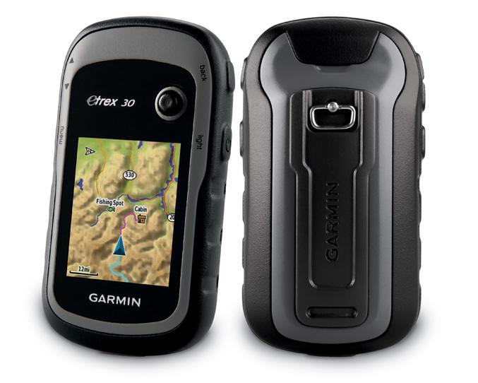 Garmin eTrex 30 GPS handheld