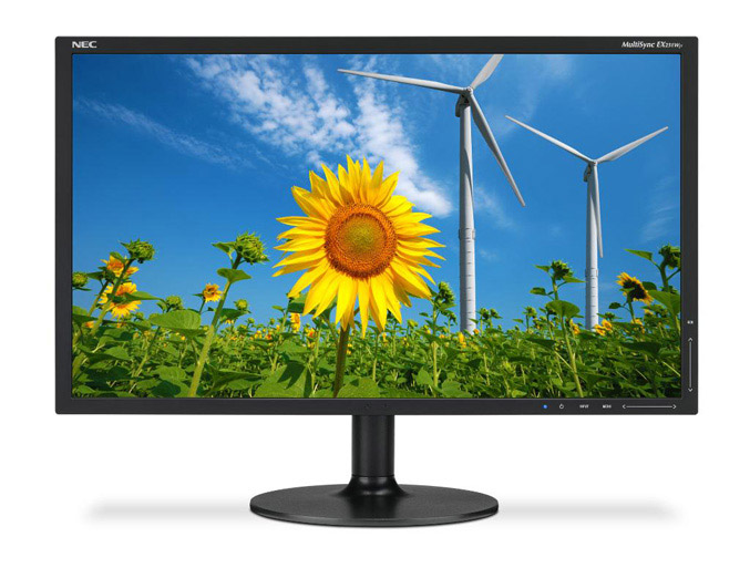 NEC MultiSync EX231Wp LCD monitor
