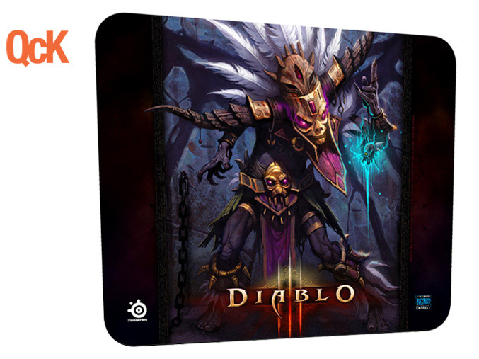 SteelSeries Diablo III QcK Witch Doctor Edition