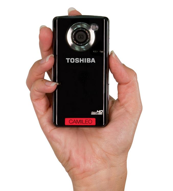 Toshiba Camileo B10