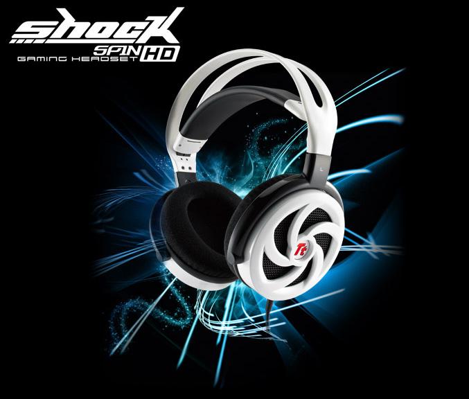 Tt Sports Spin HD headset