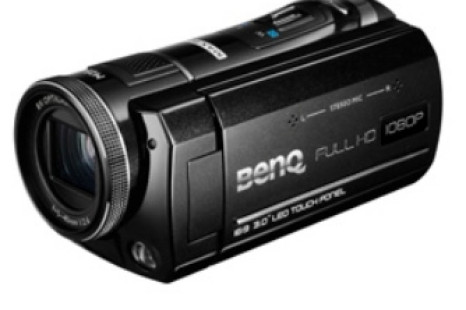 BenQ with new pocket sized Full HD camcorder