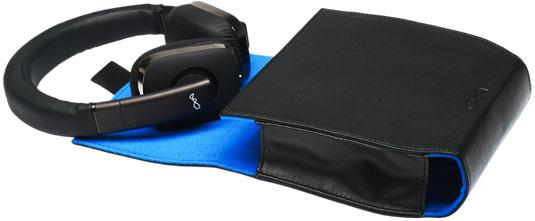 BlueAnt Embrace Headphones soft carry case