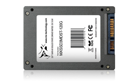 Mach Xtreme Technology MX-DS TURBO SSD