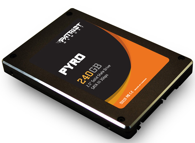Patriot Memory Pyro Solid State Drive