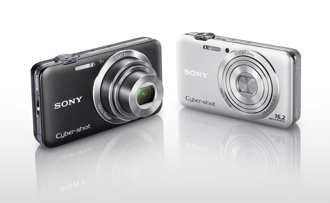Sony Cyber-shot WX30 digital camera