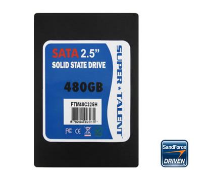 SuperTalent TeraDrive CT3 SSD