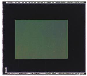 Toshiba 1.12 micrometer pixel CMOS image sensor