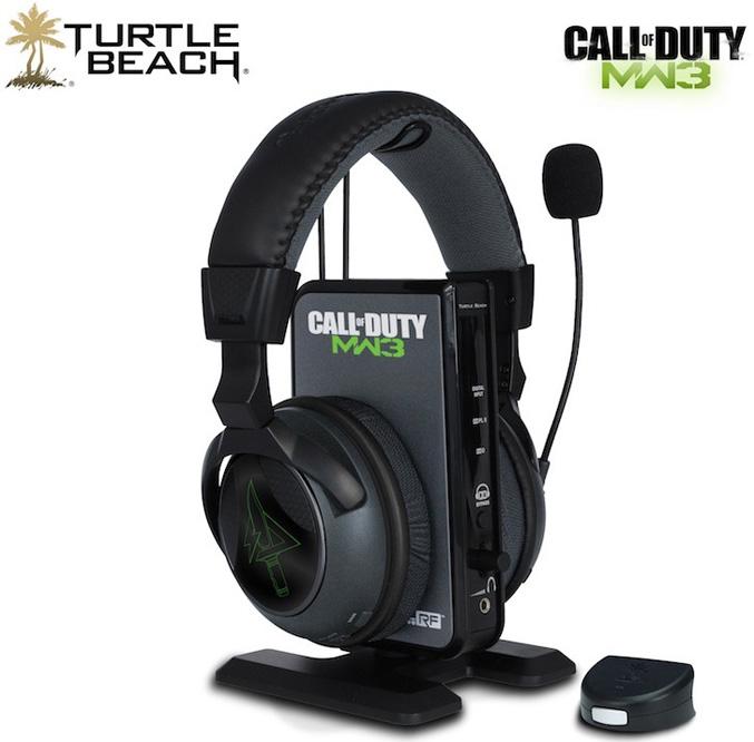 Turtle Beach Modern Warfare 3 gaming headset
