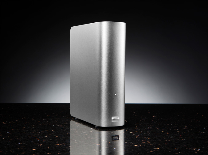 Western Digital My Book Studio external HDD