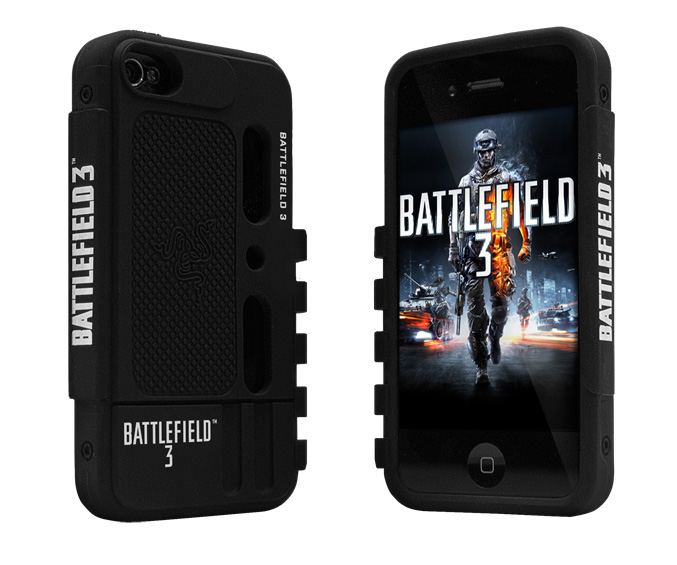 Battlefield 3 iPhone 4 Protection Case