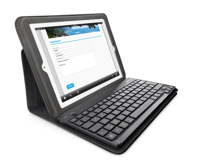 Belkin Keyboard Folio for iPad 2