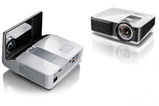 Benq MW851UST and MX813ST projectors