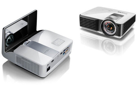 BenQ annouces new short-throw projectors