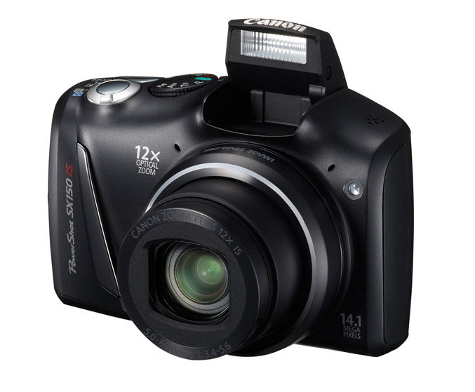Canon PowerShot SX150 IS digital camera