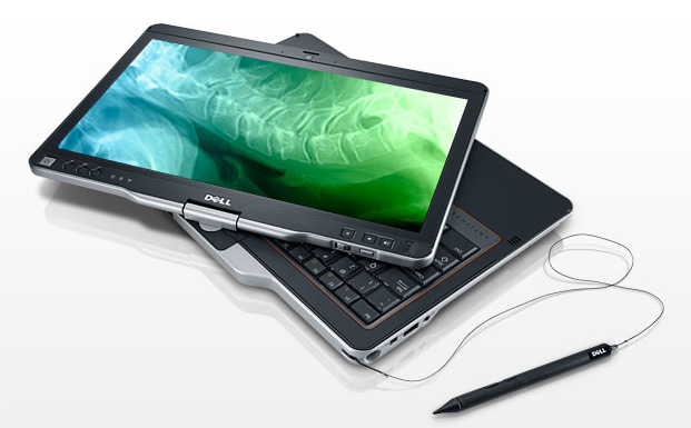 Dell Latitude XT3 convertible tablet