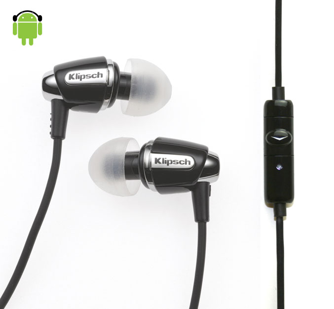 Klipsch Image S4A Headphones for Android