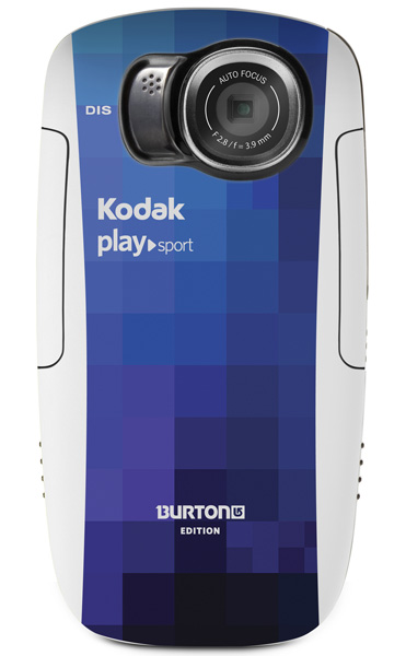 Kodak PlaySport Burton Edition