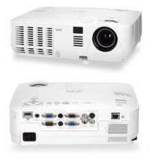 NEC V300W Mobile Projector