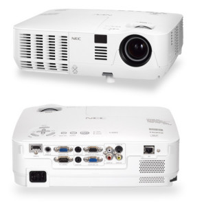NEC adds V300W Mobile Projector