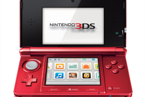 Nintendo 3DS in Flame Red color announced