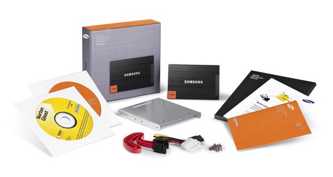 Samsung SSD 830 Series upgrade kit