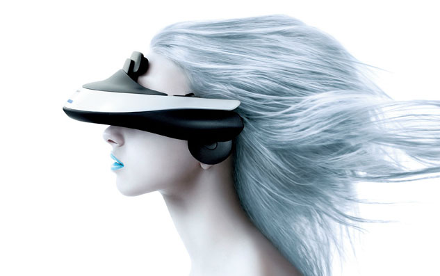 Sony HMZ-T1 Head Mounted Display