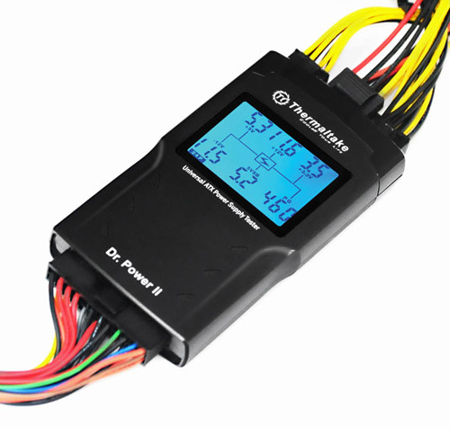 Dr. Power II Universal Digital Power Supply Tester
