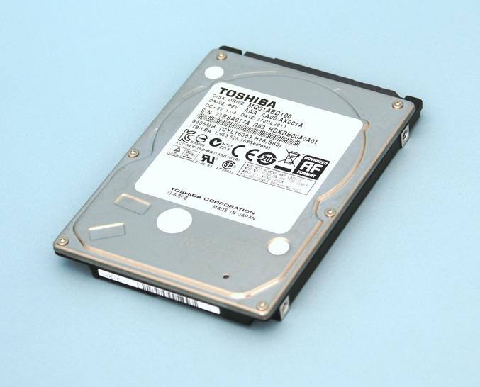 Toshiba MQ01ABD HDD series