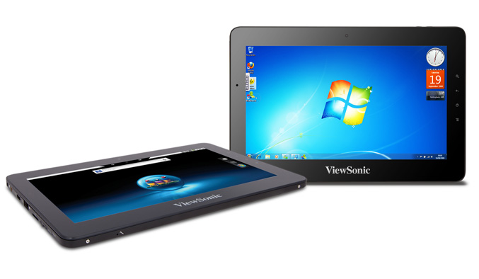 ViewSonic ViewPad 10pro Dual OS tablet