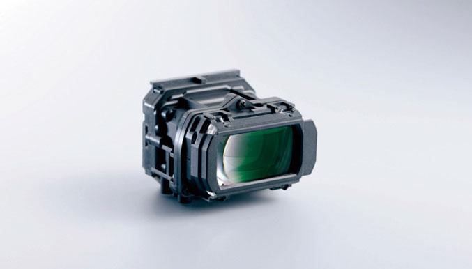 HMZ-T1 lens