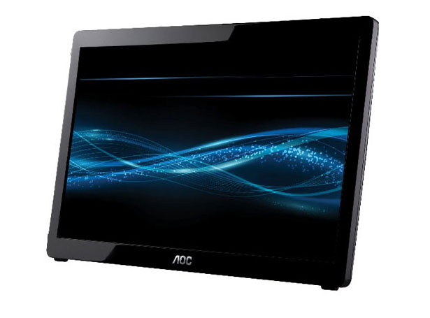 AOC e1649fwu USB-powered Monitor