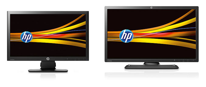 HP ZR2240w and HP-ZR2040w Monitors