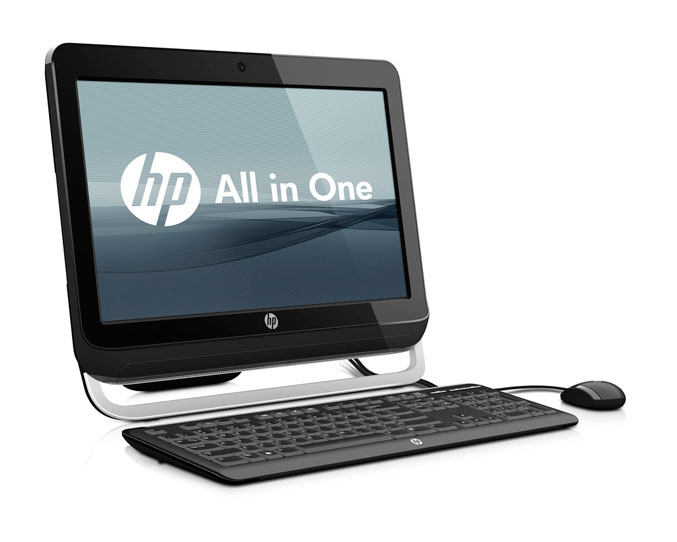 HP new All-in-One PCs