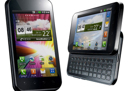 LG announces Optimus Q2 Android QWERTY smartphone