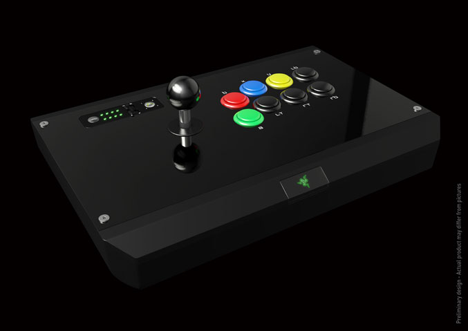 Razer Arcade Stick for XBox360