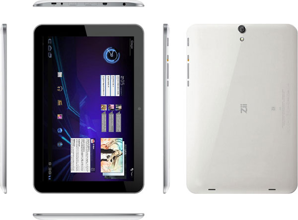 ZiiLABS Jaguar3- 0-inch Android tablet