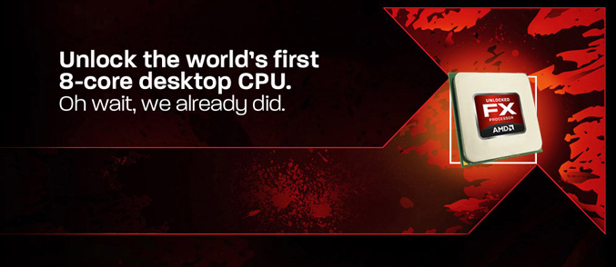 AMD FX Series Processors