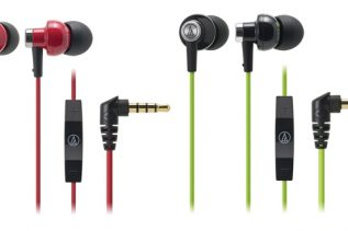 Audi-Technica ATH-CK400i headphones