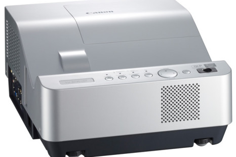 Canon LV-8235 3D Ultra-Short Throw Multimedia Projector
