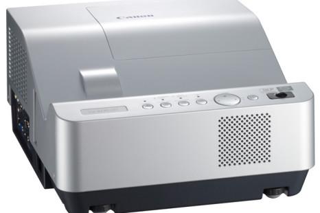 Canon LV-8235 3D Ultra-Short Throw Multimedia Projector