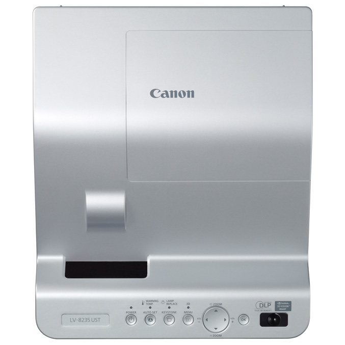 Canon LV-8235 Ultra-Short-Throw Multimedia Projector