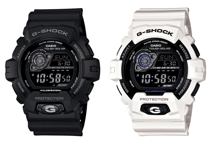finest selection ed767 12d22 Casio reveals G-Shock GR8900A and G8900A series digital watches