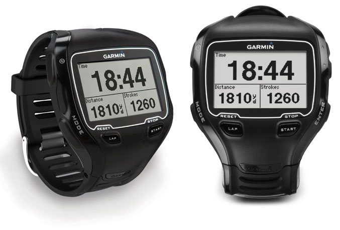 Forerunner 910XT GPS Multisport watch