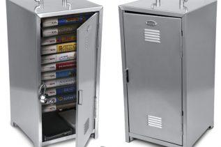 Game Case Locker for Nintendo 3DS