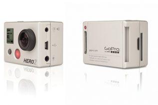 GoPro HDHERO2 camera