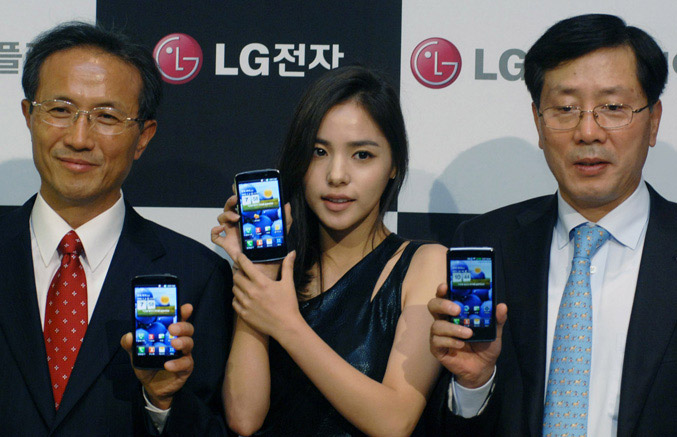 LG True HD IPS display